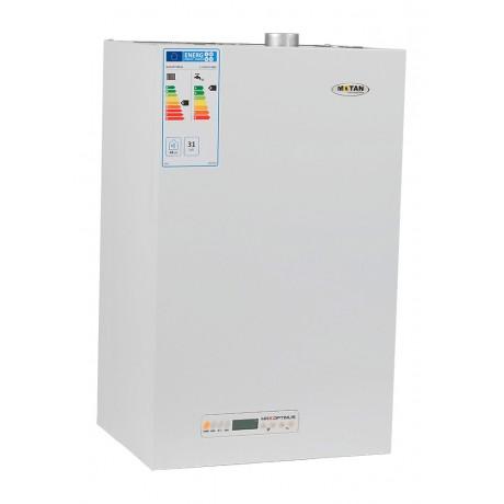 Centrala termica pe gaz Motan MAXOPTIMUS ERP 31 KW + Kit evacuare