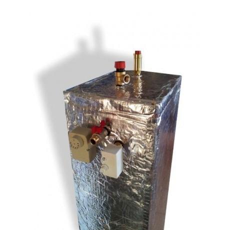 Incalzitor Ionic cu schimbător de căldură STAFOR 10-20HE