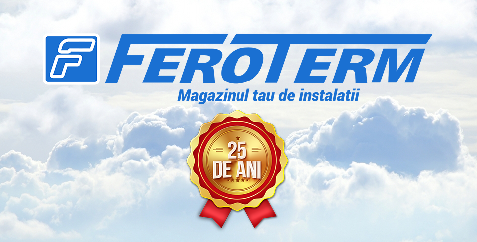 FEROTERM SRL - 25 DE ANI